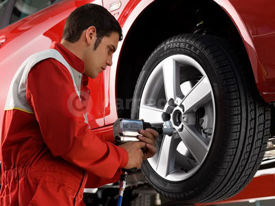 SEAT Tyre Safety Checks
