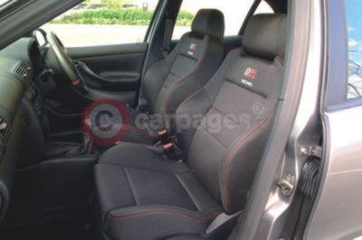 Seat leon cupra r review part five 2005 for Interieur seat ibiza cupra