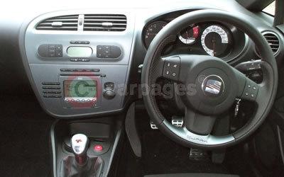 Re ph fleet seat leon cupra r page 1 general gassing for Seat ibiza cupra interior