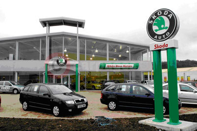 Skoda dealers are among the best in the country according to Auto Express magazine