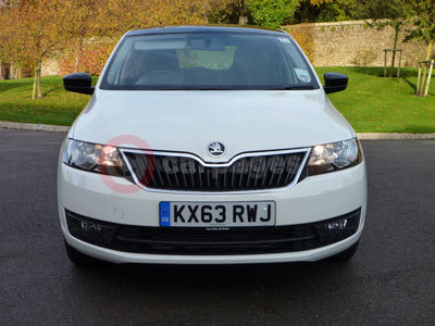Skoda Rapid Spaceback Review (2013)