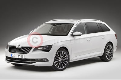 Skoda Superb Estate 2015