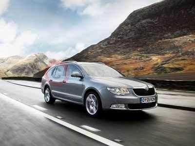 estate car. Named Best Estate Car 2011