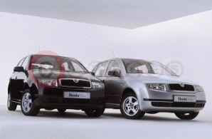 Skoda Fabia Blackline And Silverline Special Editions