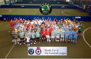 Skoda Car Of The Football League