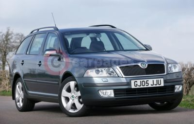 The Skoda Octavia Estate