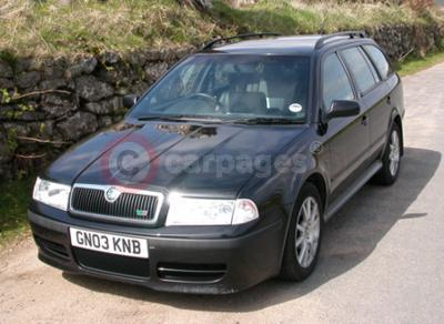 Skoda Octavia vRS Estate Review (2004)