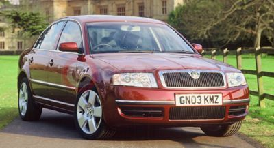 The Skoda Superb