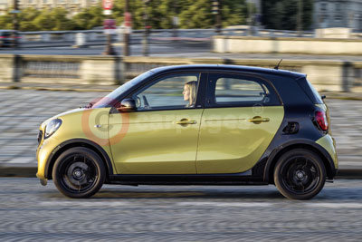 smart forfour 'Proxy' edition (MY-2015)