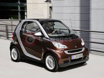 The New smart fortwo edition highstyle