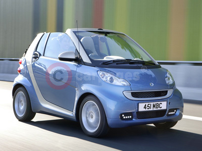 New Generation smart fortwo