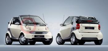 The Limited Edition smart fortwo i-move
