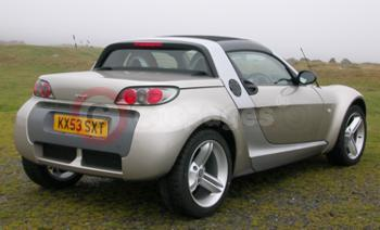 smart roadster review part two. Black Bedroom Furniture Sets. Home Design Ideas