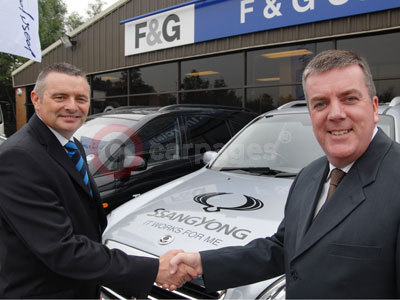 SsangYong Dealers F&G Commericials