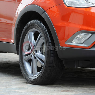 SsangYong Winter Tyres