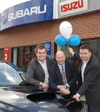 Subaru and Isuzu Dealer Willoughby Group Relocates