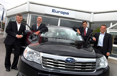 Used Cars For Sale Sheffield >> A new Subaru Dealer for Sheffield