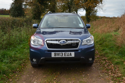 Subaru Forester Review (2014)