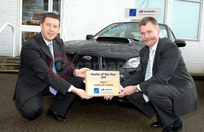 Holdcroft Subaru of Newcastle-under-Lyme