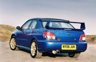 06 Subaru Impreza 2.5 WRX STi Type-UK