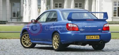 05 Subaru Impreza WRX STi Type-UK