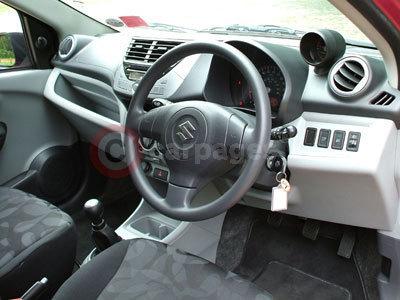 Alto  Photo on Suzuki Alto Interior 29 07 09 Jpg