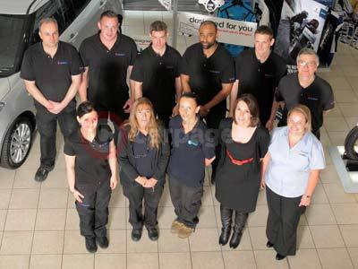 Suzuki's Successful NVQ Employees