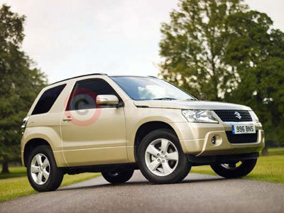 The New Suzuki Grand Vitara