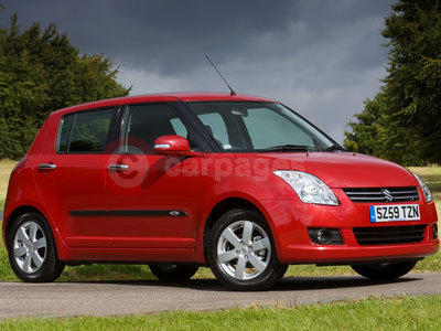The Suzuki Swift SZ-L