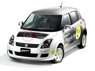 The Suzuki Swift Plug-in Hybrid