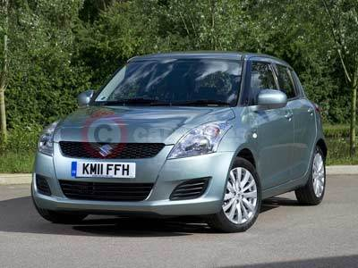 New Suzuki Swift DDiS