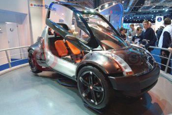 Suzuki S-Ride concept