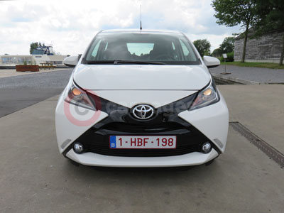 Toyota Aygo Review (2014)