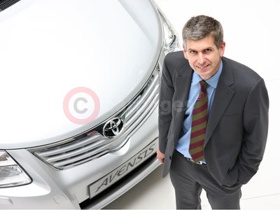 John Thomson - Marketing Director For Toyota