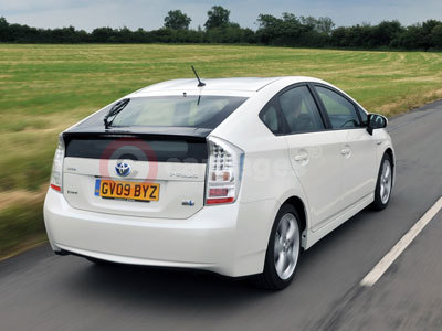 The New Toyota Prius