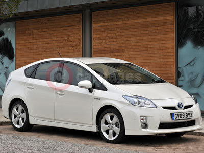 The All New Toyota Prius