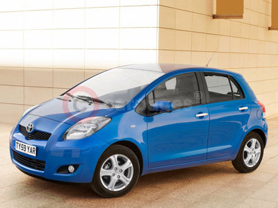 The New Toyota Yaris FR