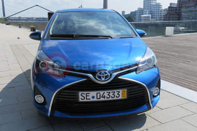 Toyota Yaris Review (2014)