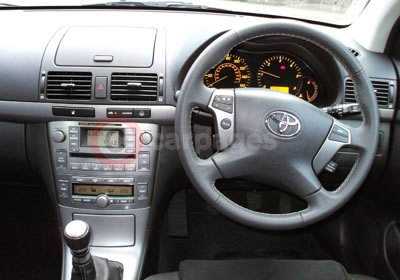 Toyota Avensis Interior wallpaper | 1024x768 | #24835