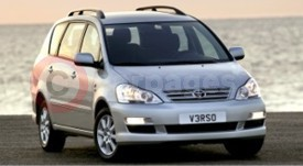 The New 2004 Avensis Verso