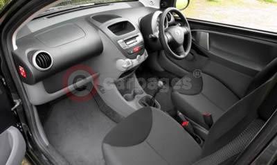 Toyota verso 2018 2016 2017 cars reviews part 2 2017 2018 best cars reviews - Toyota aygo interior ...