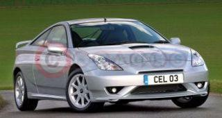Toyota Celica With Sports Accessories