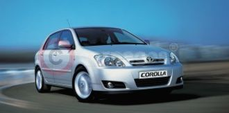 Fresh Face For The Toyota Corolla