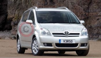 low cost of ownership for new toyota corolla verso. Black Bedroom Furniture Sets. Home Design Ideas