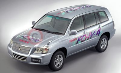 The New Toyota Fchv