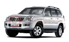 Toyota New Land Cruiser Amazon