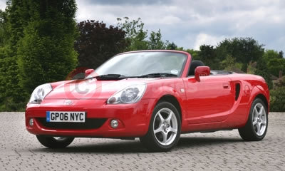 Toyota MR2 Roadster TF300