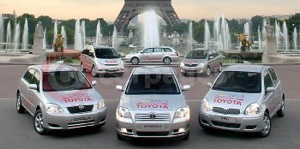 Toyota Sponsor World Athletic Championship