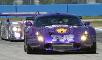 The TVR T400R