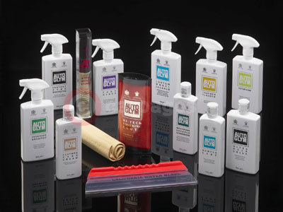 Autoglym Products For Vauxhall